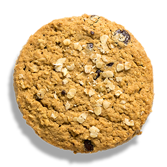 Oatmeal Chip Vegan Cookie
