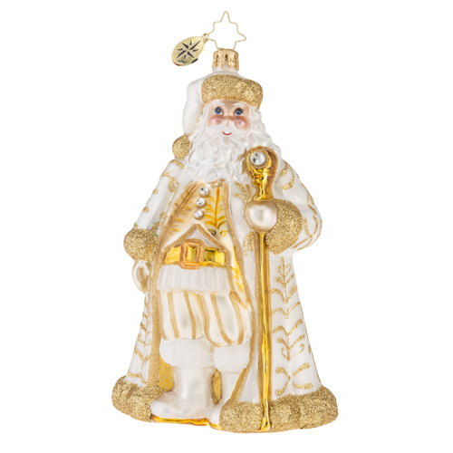 Golden Baroque Claus