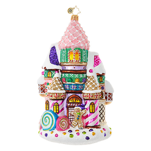 Candy Castle Christmas