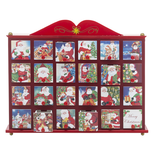 Count Down Till Christmas Advent Calendar