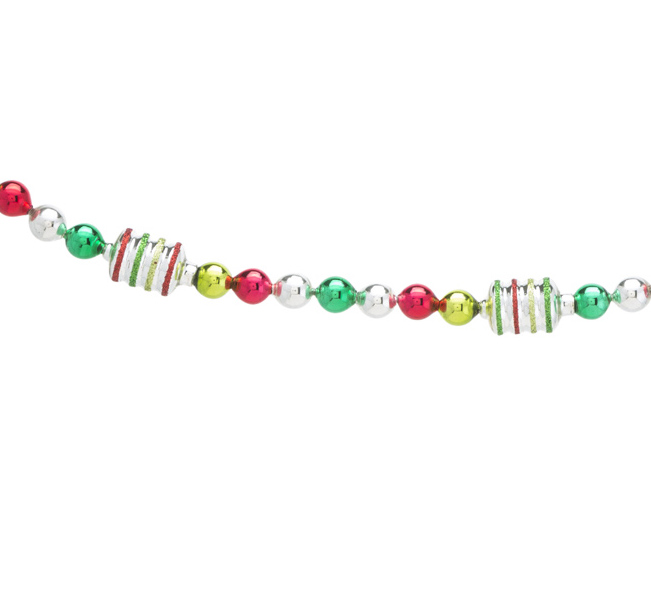 Holiday Splendor 7' Figural Garland