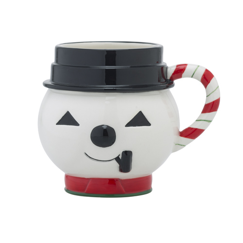 Holiday Splendor Chilly Chum Mug