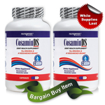 Cosamin® DS Capsules TWIN Pack 120 capsules (Bargain Buy)