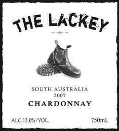 Kilikanoon The Lackey Chardonnay 2007