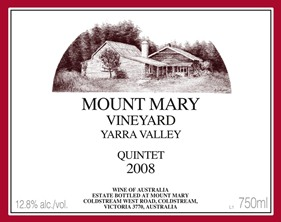 Mount Mary Quintet 2008