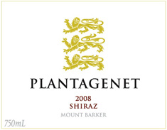 Plantagenet Great Southern Shiraz 2008
