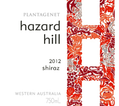 Plantagenet Hazard Hill Shiraz 2013