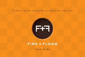 Chapter 24 Fire + Flood The Fire Pinot Noir 2014 MAIN