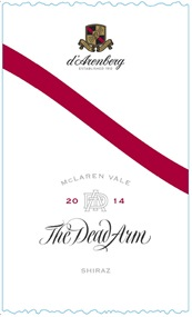 d'Arenberg The Dead Arm Shiraz 2014