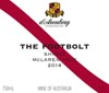 d'Arenberg The Footbolt Shiraz 2014