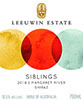 Leeuwin Estate Siblings Shiraz 2014