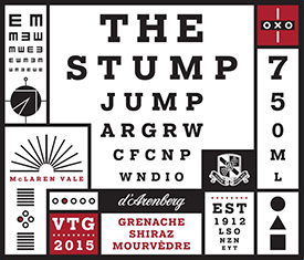 d'Arenberg The Stump Jump Red 2015