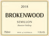 Brokenwood Hunter Valley Semillon 2018 THUMBNAIL