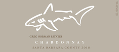 Greg Norman Estates Santa Barbara Chardonnay 2016 MAIN