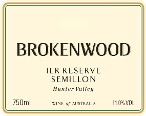 Brokenwood ILR Reserve Semillon 2011_MAIN