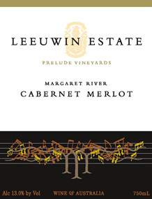 Leeuwin Estate Prelude Vineyards Cabernet Merlot 2010