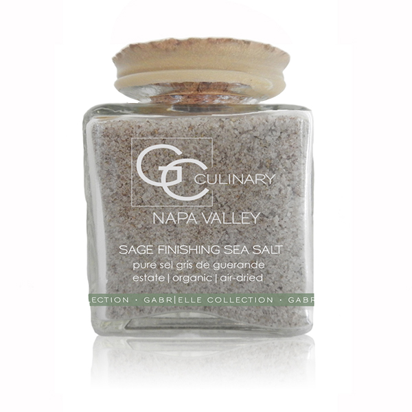 Natural Sage Finishing Sea Salt