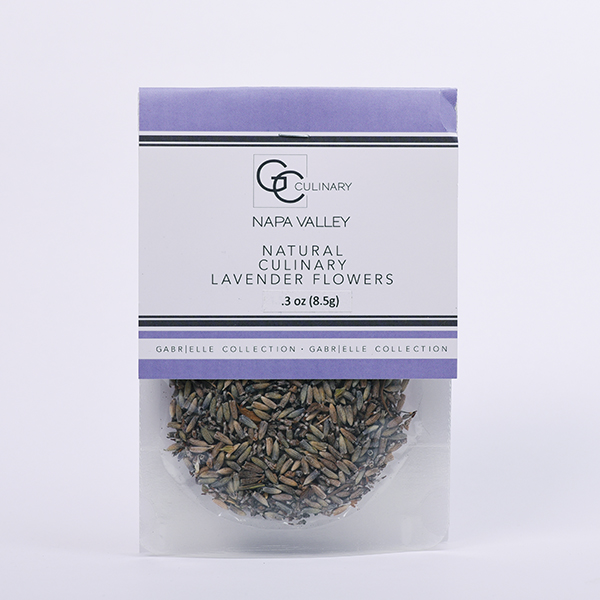 Natural Culinary Lavender Flowers .3oz