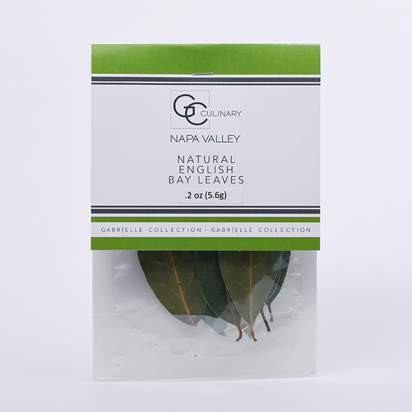 Natural English Bay Leaves .2oz