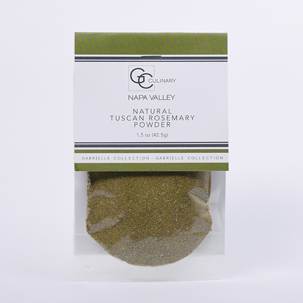 Natural Tuscan Rosemary Powder 1.5oz
