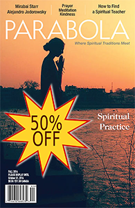 50% Off All Back Issues in Print