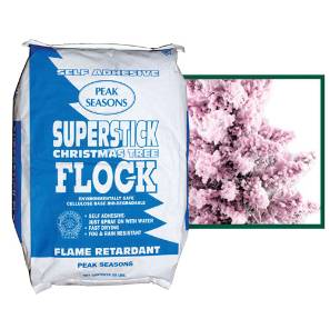 Superstick Flock with Opalina - Ice Pink