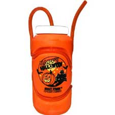 Krazy Straw Sports Bottle