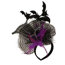 Bats Headpiece