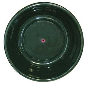 Water Bowl w/ 5/8 Grommet, 2.5 Gallon