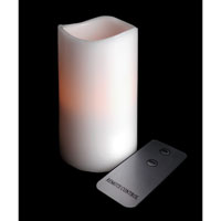 5 inch RC Wax Pillar Candle