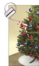 Christmas Tree Watering Cane