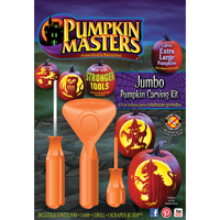 Pumpkin Masters Jumbo Pumpkin Carving Kit