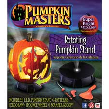 Pumpkin Masters, Ultimate Carve and Display