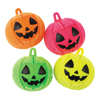 Light Up Jack O' Lantern Puffer