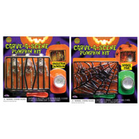 Carve-A-Scene Diorama Pumpkin Kit