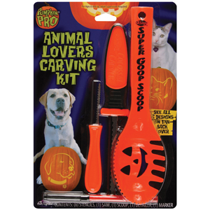 Animal Lovers Carving Kit