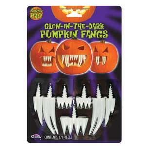 Pumpkin Fang Assortment