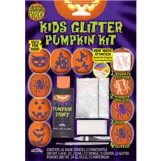 Kids Paint-n-Glitter Pumpkin Kit