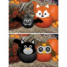 Pumpkin Pets Decorating Kit