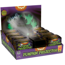 Pumpkin Projector
