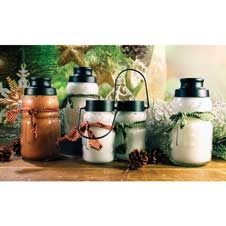 Large Snowman Jar Assortment