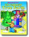 Welcome to our Christmas Tree Farm - Coloring Book Deluxe