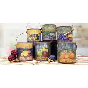Farm Fresh Fall Candle Collection
