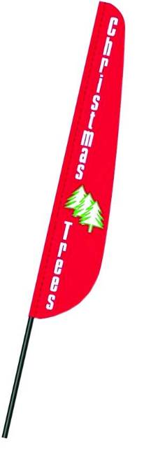Christmas Trees FLAG