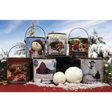 Farm Fresh Christmas Candle Collection