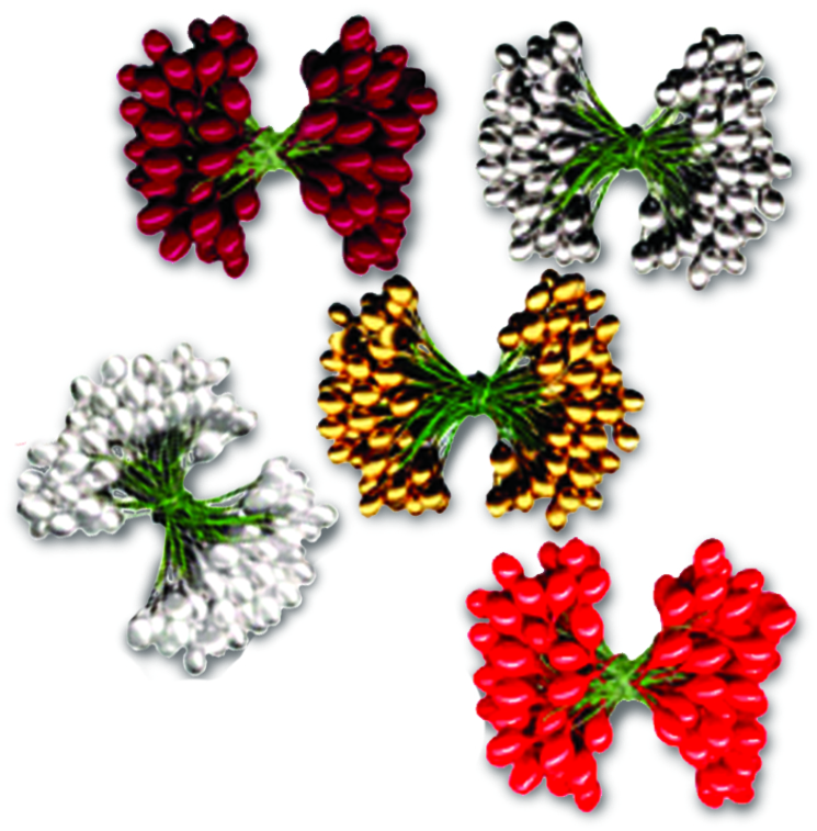 16mm Holly Berries