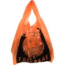 Halloween Retail Bags