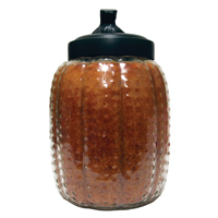 Large Pumpkin Jar Candle