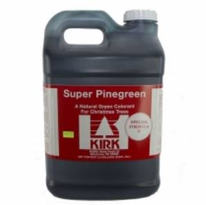 KIRK Natural Tree Colorant - Special Formula II Super Pinegreen_MAIN