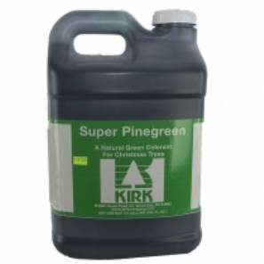 KIRK Natural Tree Colorant - Super Pinegreen
